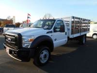 2016 Ford F-450 Super Duty XL Stake Bed