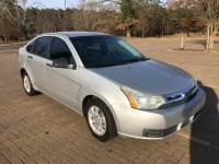 2009 Ford Focus SE 4dr Sedan