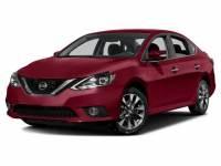 2017 Nissan Sentra SR Sedan