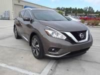 2015 Nissan Murano Platinum 4dr SUV