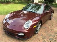 2007 Porsche 911 AWD Turbo 2dr Coupe