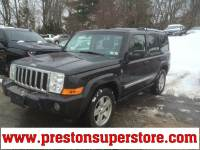 Used 2008 Jeep Commander Limited SUV in Burton, OH