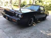 1985 Buick Regal T Type Turbo