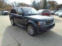 2012 Land Rover Range Rover Sport 4x4 HSE 4dr SUV