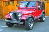 1986 Jeep CJ-7 2dr 4WD SUV