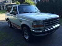 1995 Ford Bronco 2dr Eddie Bauer 4WD SUV