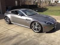 2012 Aston Martin V12 Vantage Carbon Black 2dr Coupe