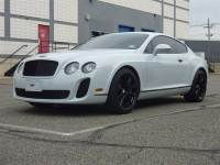 2010 Bentley Continental Supersports AWD 2dr Coupe