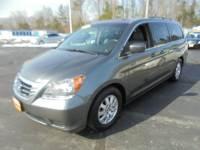 2010 Honda Odyssey EX-L 4dr Mini Van