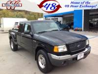 Pre-Owned 2001 Ford Ranger XLT 4WD