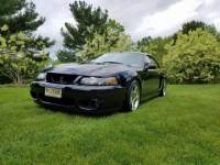 2004 Ford Mustang SVT Cobra 2dr Supercharged Fastback