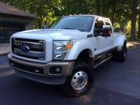 2011 Ford F-450 Super Duty 4x4 King Ranch 4dr Crew Cab 8 ft. LB DRW Pickup