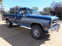 1990 Dodge Ram 250 LE