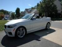 2016 BMW 2 Series AWD 228i xDrive 2dr Convertible SULEV