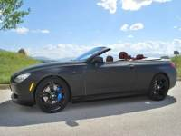 2012 BMW 6 Series 640i 2dr Convertible