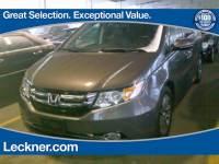Used 2014 Honda Odyssey For Sale | Springfield VA