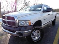 2005 Dodge Ram Pickup 2500 4X4 QUAD CAB 5.9 CUMMINS DIESEL LONG BED
