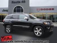 Certified Used 2014 Jeep Grand Cherokee Limited 4x4 SUV For Sale in Little Falls NJ