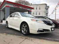 2009 Acura TL SH-AWD 4dr Sedan w/Technology Package