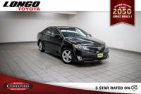 Certified Used 2012 Toyota Camry I4 Automatic SE in El Monte