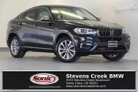 Certified Used 2015 BMW X6 xDrive35i Sports Activity Coupe near San Jose