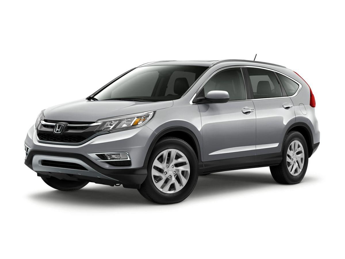 Used 2016 Honda CR-V EX-L SUV in Hampton Roads
