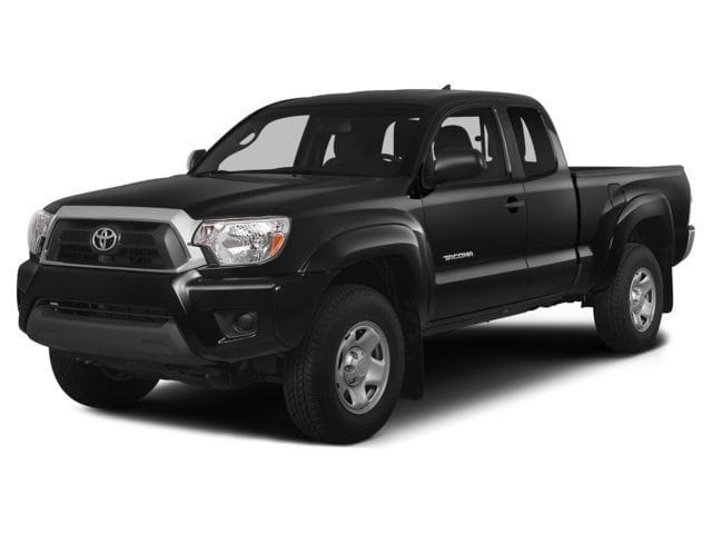 2015 Toyota Tacoma Base Truck 4WD