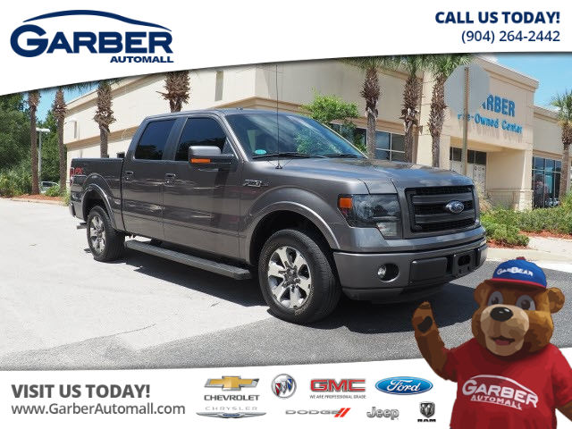 Pre-Owned 2014 Ford F-150 FX2 RWD Truck