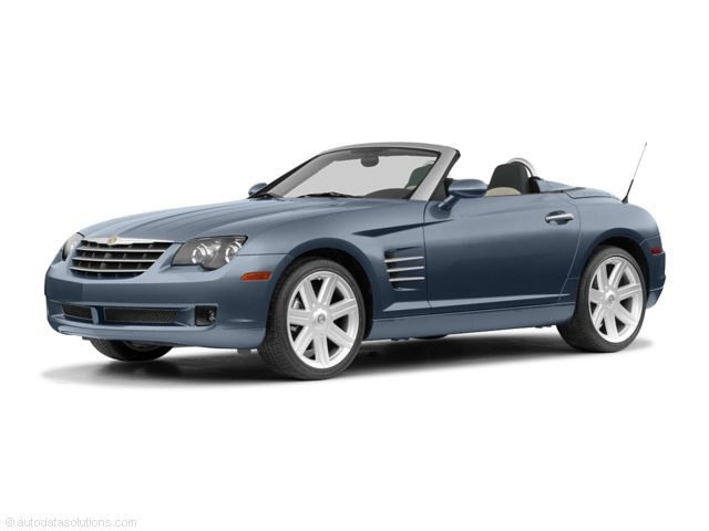 Photo 2006 Chrysler Crossfire Limited 2dr Roadster in Fort Myers