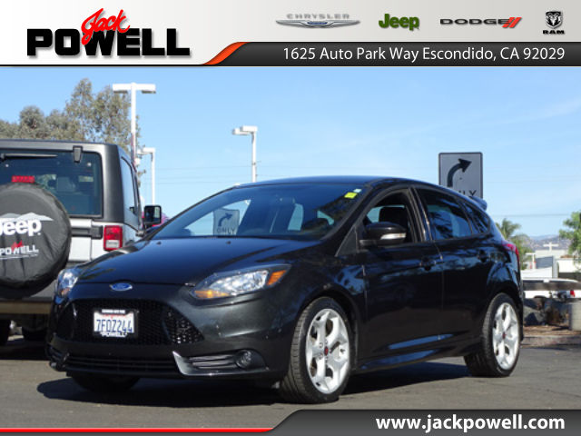 Photo PRE-OWNED 2014 FORD FOCUS ST ST FWD HATCHBACK