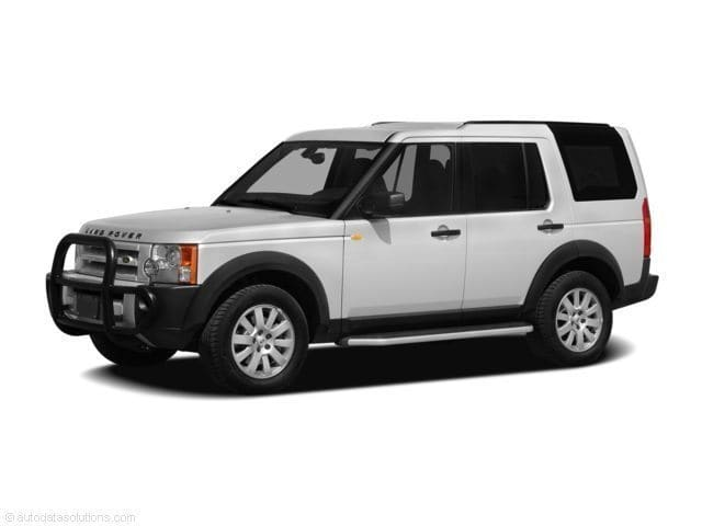 Photo 2008 Land Rover LR3 V8 HSE SUV in Tampa