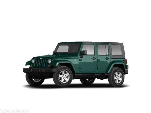Used 2009 Jeep Wrangler Unlimited Sahara SUV 4x4 in Chico, CA