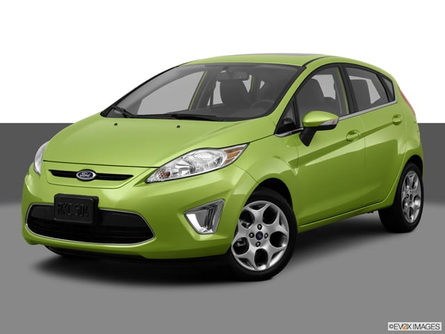 Used 2012 Ford Fiesta SES For Sale Oklahoma City OK