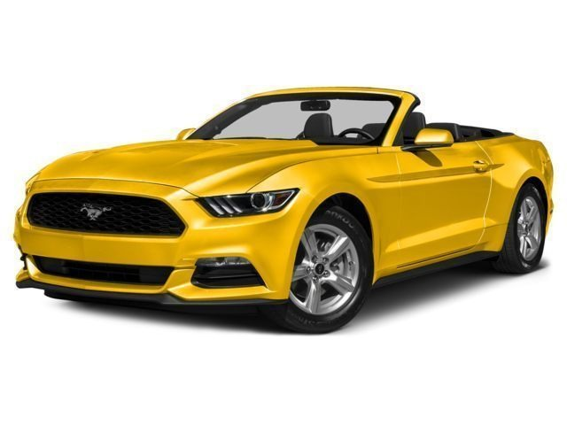 Used 2017 Ford Mustang V6 Convertible | Aberdeen