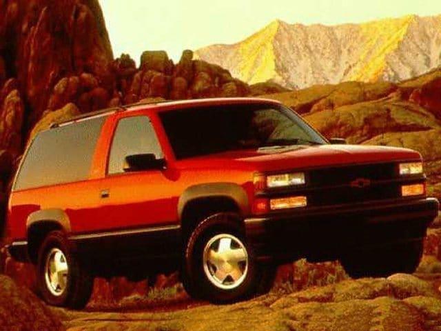 Photo 1997 Chevrolet Tahoe 1500 2dr 4WD SUV 4WD  near Orlando FL