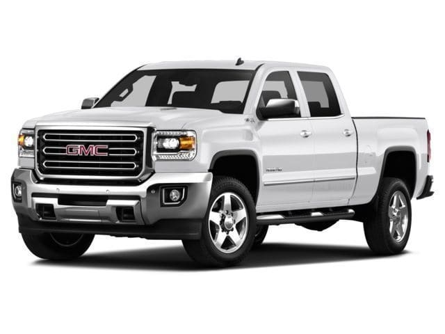 Photo Pre-Owned 2015 GMC Sierra 2500HD SLE Truck Crew Cab For Sale  Raleigh NC