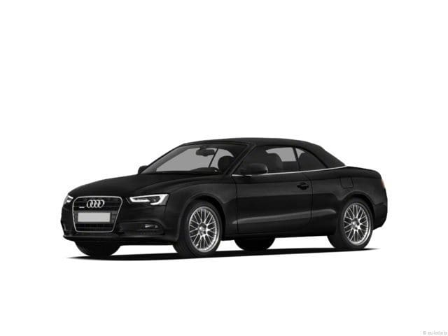 Used 2013 Audi A5 2.0T Cabriolet in Rockville, MD