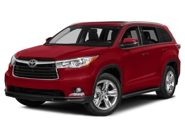 Photo Pre-Owned 2015 Toyota Highlander XLE V6 For Sale in Brook Park Near Cleveland, OH