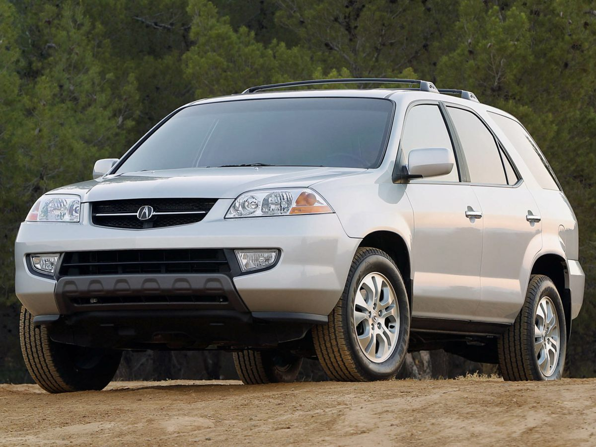 Used 2003 Acura MDX 3.5L w/Touring/Navigation for Sale in Tacoma, near Auburn WA