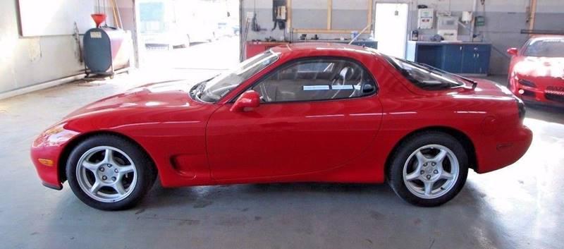 1993 Mazda RX-7 Turbo 2dr Hatchback