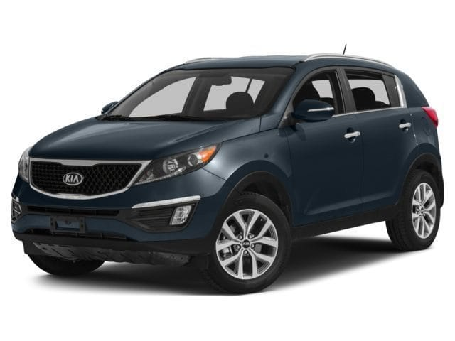 Used 2016 Kia Sportage LX SUV in Clearwater, FL