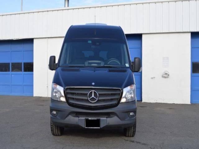 2014 Mercedes-Benz Sprinter 2500 144 WB 3dr Passenger Van
