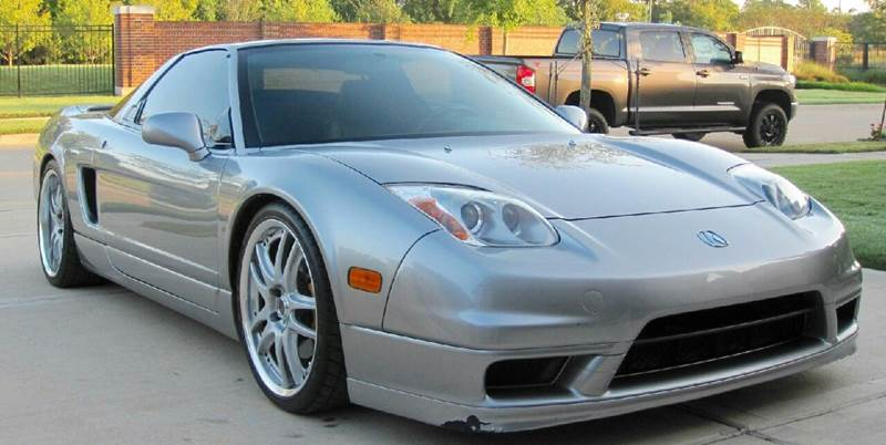 2004 Acura NSX 2dr Coupe