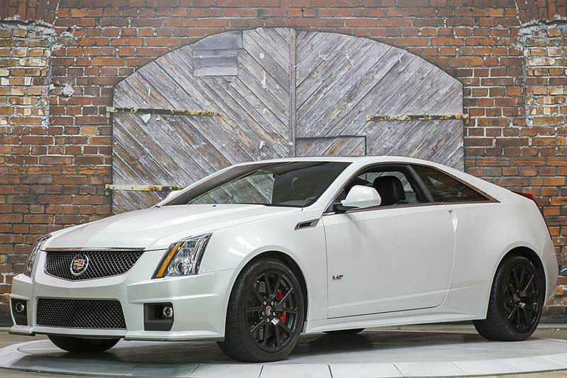 2015 Cadillac CTS-V 2dr Coupe