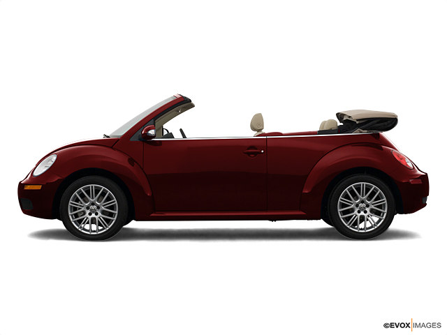 2007 Volkswagen Beetle 2.5L Convertible for Sale in Portsmouth, NH