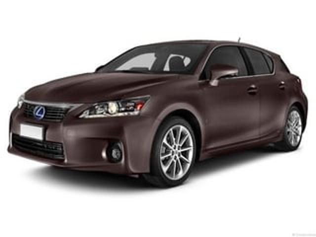 2013 Used LEXUS CT 200h 5dr Sdn Hybrid For Sale in Moline IL | Serving Quad Cities, Davenport, Rock Island or Bettendorf | S18418A