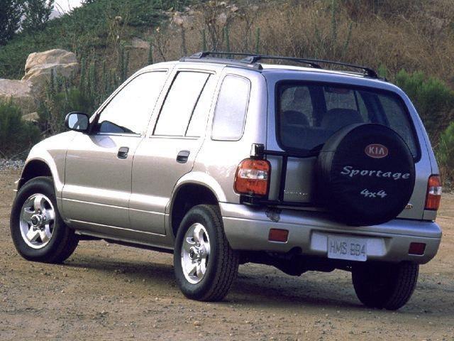 2000 Kia Sportage SUV in Rock Hill, SC