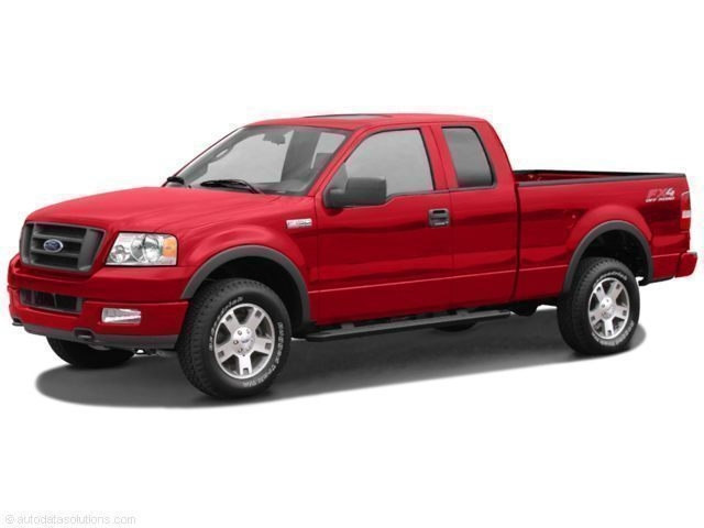 Used 2004 Ford F-150 Truck For Sale Springdale AR