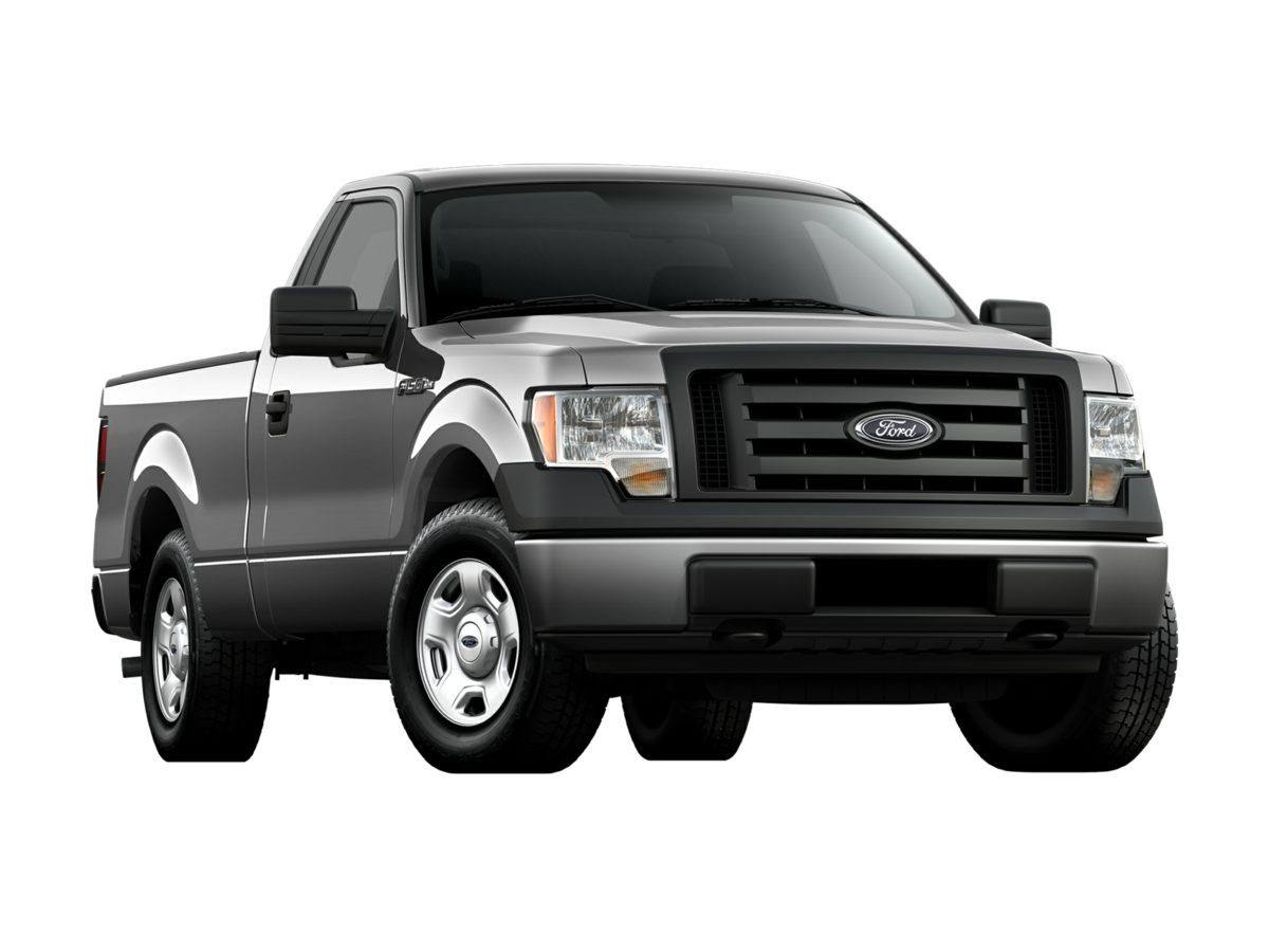 Pre-Owned 2010 Ford F-150 XL 4WD