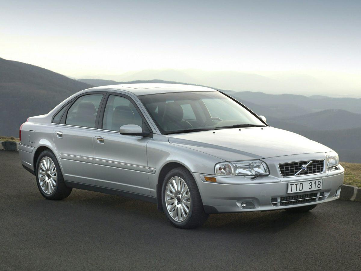 2004 Volvo S80 2.9 Sedan